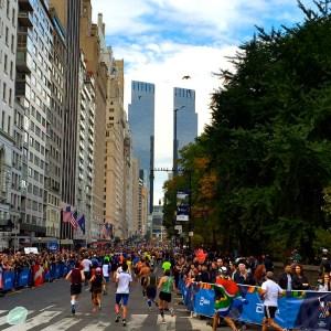 Marathon Fieber in NYC
