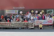 Regionaltag der Region Sachsen-Anhalt, Thüringen, Sachsen solidarisch
