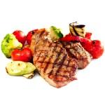 Carne com Vegetais