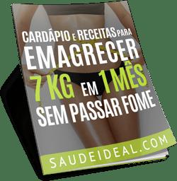 GRATUITO: Cardápio Semanal e 17 Receitas para Emagrecer