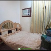 SAR 1200 / month - FULL Furnished Family BIG Room, HALL, Kitchen, SAFE GOOD AREA in BATHA GHORABI Immediately
