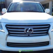 LEXUS LX 570 2014 MULTI-PURPOSE FAMILY CAR