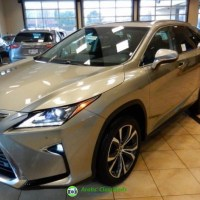 For Sale 2018 Lexus RX 450h AWD....Whatsapp: +17027205846