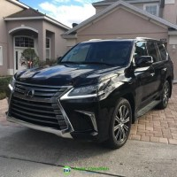 FOR SALE LEXUS LX 570 2018 WHATSAPP: +27 622 613 909