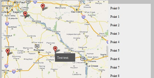 GoogleMaps1 20 Best And Highly Useful jQuery Tutorials For Designers And Beginners
