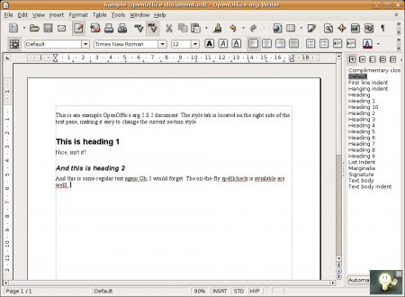 OpenOffice2 Writer e1281945373863 Must Have Software   15 Free Programs For Windows 7