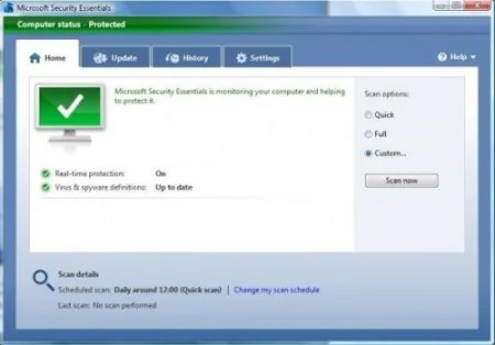 microsoft security essentials1 e1281937724662 Must Have Software   15 Free Programs For Windows 7
