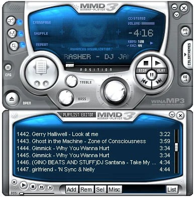 winamp Must Have Software   15 Free Programs For Windows 7