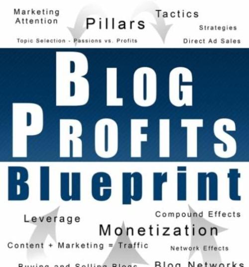 2blogprofits blueprint 20 Best Free E books To Enhance Your Blogging Career