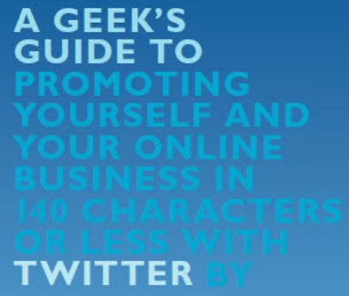 8GeeksGuideToPromothingYourselfWithT 20 Best Free E books To Enhance Your Blogging Career