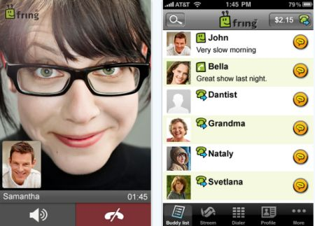 fringe Top 100 Best Free iPhone 4 Apps