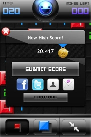minesweeper Top 100 Best Free iPhone 4 Apps