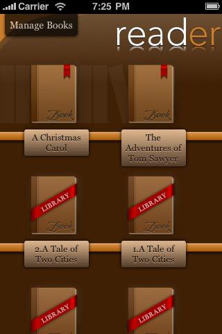 reader lite Top 100 Best Free iPhone 4 Apps