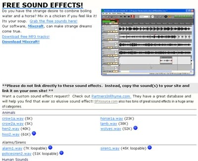 Acoustica 50+ Best Sites To Download Free Sound Effects