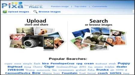Pixa1 Best Photo Sharing Sites To Create Photography Portfolios