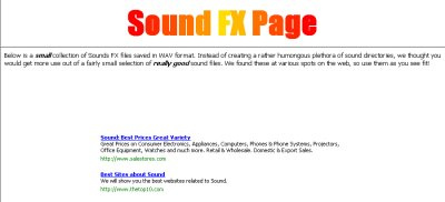 Sounds FX Page 50+ Best Sites To Download Free Sound Effects