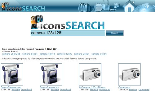 iconsearch 18 Great Icon Search Engines For Designers To Find High Quality Free Icons