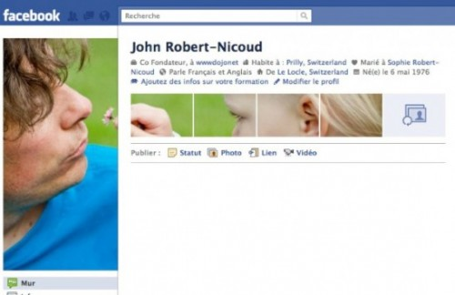 new facebook profile hack16 e1293996822978 35 Most Amazing And Creative Examples Of New Facebook Profile Page Design