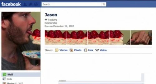 new facebook profile hack4 e1293994980184 35 Most Amazing And Creative Examples Of New Facebook Profile Page Design