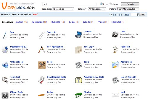veryicon 18 Great Icon Search Engines For Designers To Find High Quality Free Icons