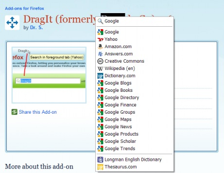 screen capture 131 Top 10 Amazing Add ons That Works With Firefox 4