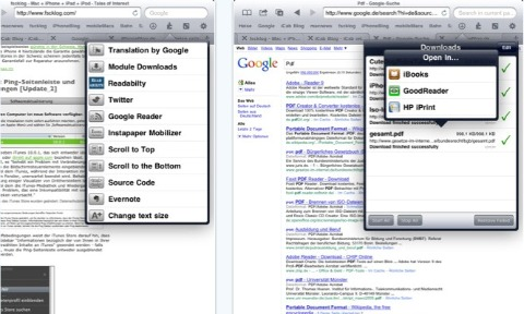 iCab Mobile Top 10 Best Apple iPad Web Browsers For Improved Browsing