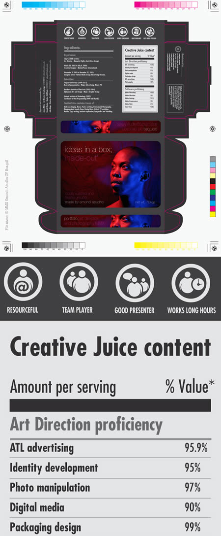 225 100 Most Creative Resume Examples for Inspiration