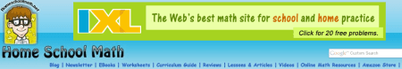 Screen Capture 450x78 25 Great Websites For Learning Maths