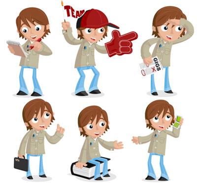 Web Site Mascot 80 Excellent Adobe Illustrator Cartoon Tutorials
