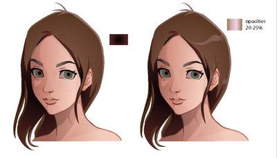 coloring anime 80 Excellent Adobe Illustrator Cartoon Tutorials