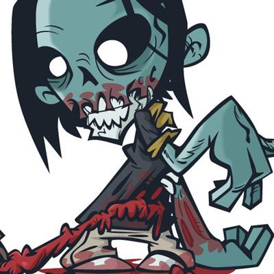 create Zombie 80 Excellent Adobe Illustrator Cartoon Tutorials