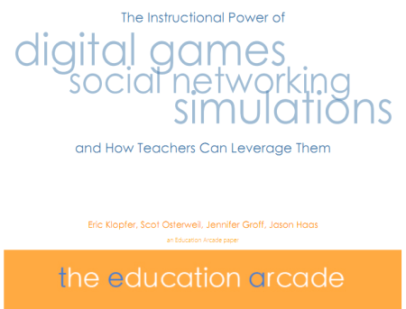 education.mit .edu papers GamesSimsSocNets EdArcade.pdf 450x343 25 Great Websites For Learning Maths