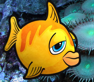 fish 80 Excellent Adobe Illustrator Cartoon Tutorials