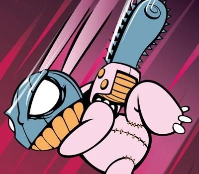 killer bunny 80 Excellent Adobe Illustrator Cartoon Tutorials