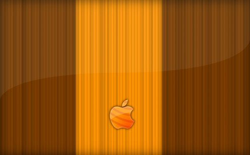 stripsmac e1273315041685 35 Most Beautiful Widescreen Wallpapers of Apple
