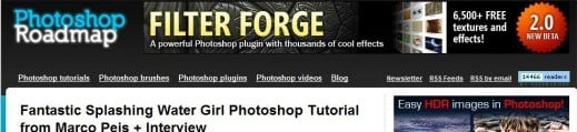 313 e1269075902601 60 Best Photoshop Tutorial Sites For Beginners to Advanced