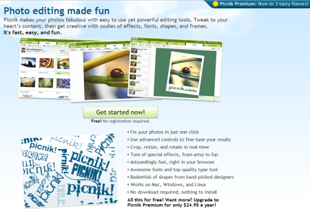 Picnik1 450x303 Best Entertainment Websites On The Web in 2011