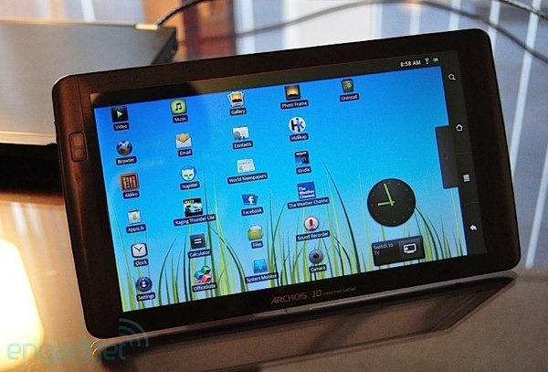 archos 101 top 1 Ultimate Guide to Tablets