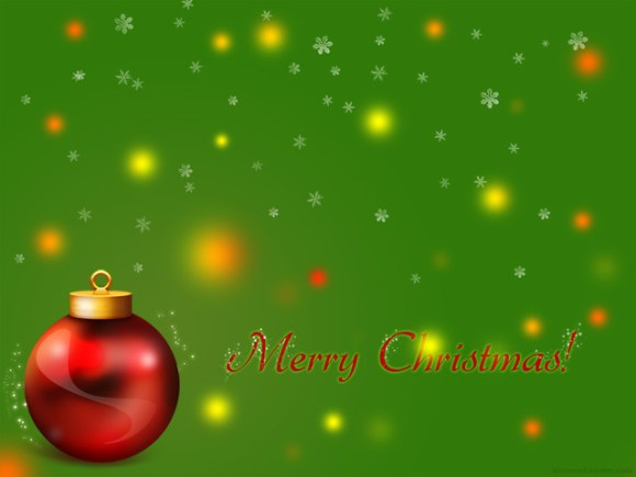 christmaswallpapers27 580x435 50+ Beautiful Christmas Wallpapers for your Desktop