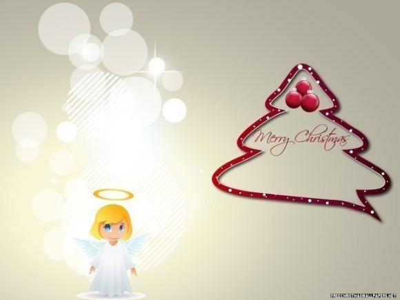 christmaswallpapers70 580x435 50+ Beautiful Christmas Wallpapers for your Desktop