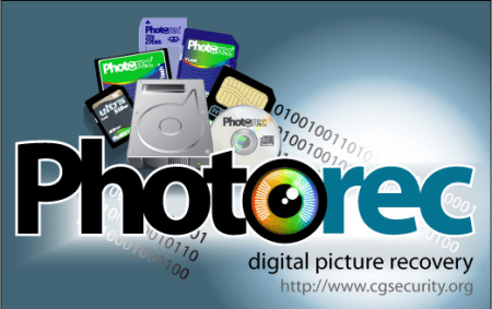 photorec 450x283 The Cheap Way to Recover Deleted Files