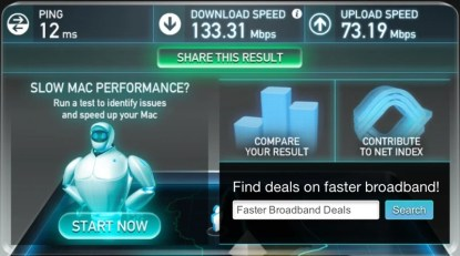Top 9 Sites for Internet Speed Test