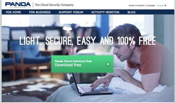 Panda Cloud Antivirus Free 600x352 10 Most Advisable Free Antivirus Software