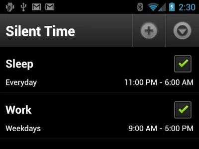 Silent Time Pro ($1.99)
