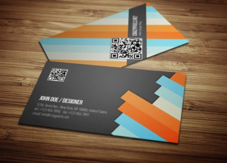 Designer Business Card Template 450x324 75 Best Free Business Card Templates Worth Downloading