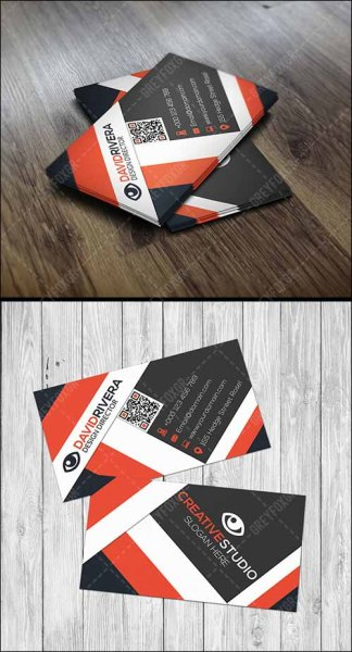 Modern Free Business Card Template