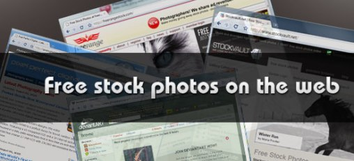 List of Best Sources for Free Stock Photos for Blogs