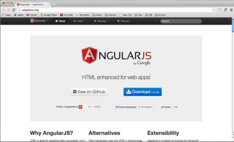 1661 Best JavaScript Frameworks for Web Designers