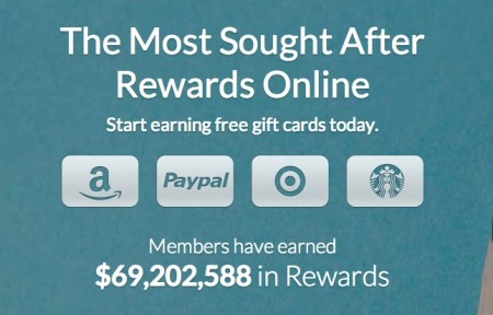 Screen Shot 2014 08 12 at 1.19.02 PM 450x288 Earn Money Online by Using the Web Services at Swagbucks