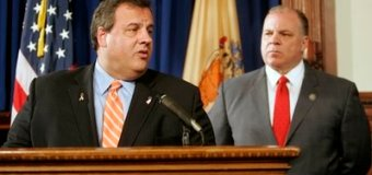 Welcome Home! Trenton Democrats waste no time sticking it to former candidate Christie